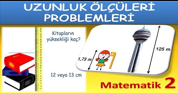 Uzunluk ölçüleri problemleri
