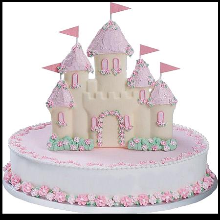 Şatolu doğumgünü pastası