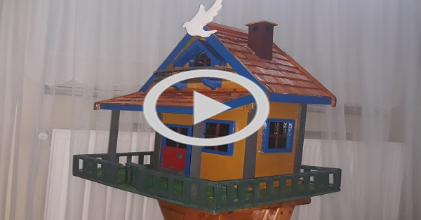Bungalov ev yapımı - KENDİN YAP