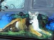 Araba boyama sanatı