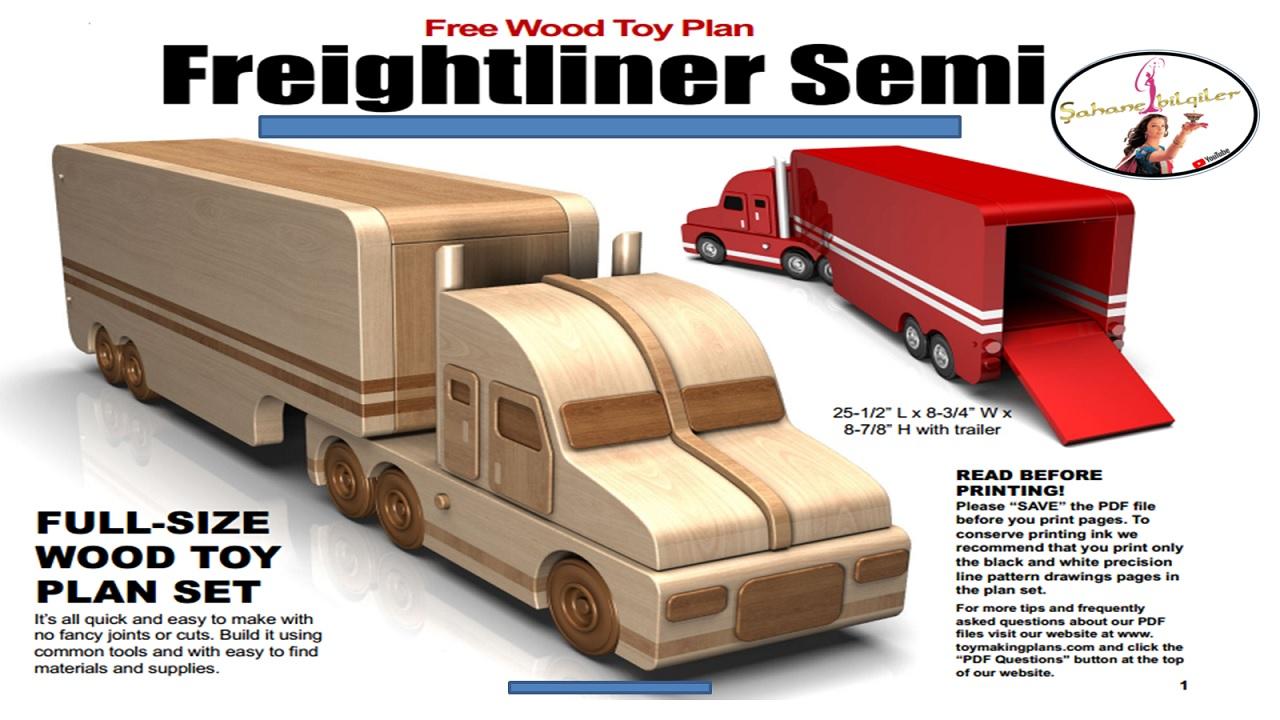 Tır planı / Free truck plan
