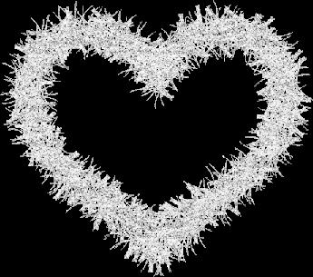 Christmas heart