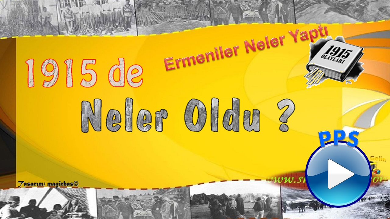 1915 de Neler Oldu