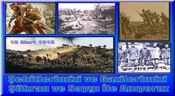 Çanakkale 18 Mart Şehitleri Anma Yıldönümü 4