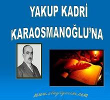Yakup Kadri KARAOSMANOĞLU 2