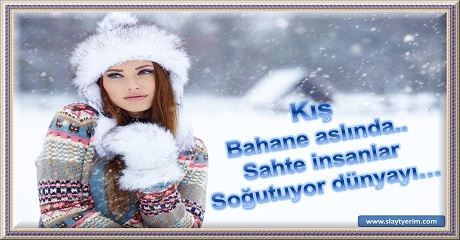 Kış Bahane