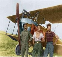 Çanakkale Savaşında Havacılar - 7 Aralık sivil havacılık günü