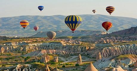 Kapadokya - Nevşehir / TÜRKİYE